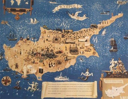 Cyprus (map)